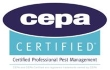 Cleankill Environmental Services Ltd is CEPA certified in the management of public health pest species including bird control.