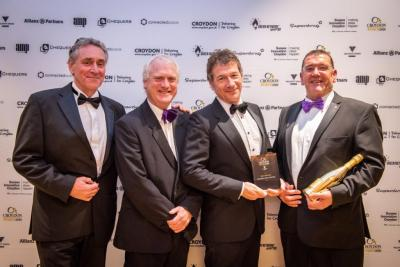 Croydon Business Excellence Award 2018